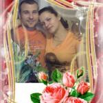 Poză de profil pentru valentina